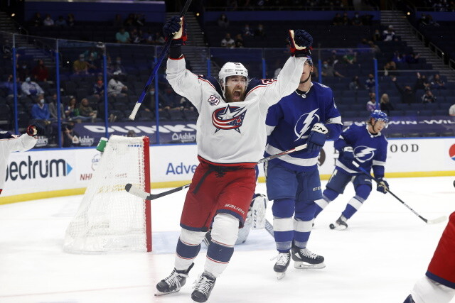 The Tampa Bay Lightning could go after David Savard if they can get the money to work. Area of need for the Winnipeg Jets.