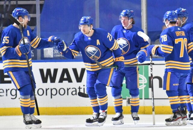 Sam Reinhart and Taylor Hall remain heavily on the trade market as Monday approaches.