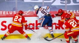 Johnston and Friedman on what the Edmonton Oilers and Calgary Flames could be thinking ahead of Monday's NHL trade deadline.