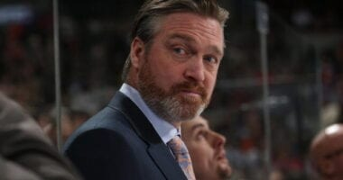Patrick Roy looking to get back in the NHL? Notes on some coaches who don't have a contract for next season.