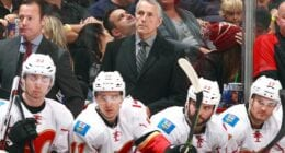 Head coach Bob Hartley could be interested in returning to the NHL if the right opportunity presents itself.