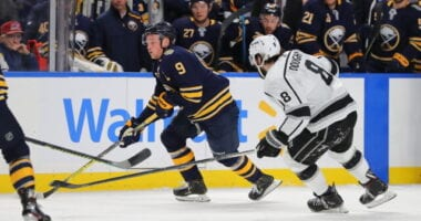No concern over Alex Ovechkin's next contract. Drew Doughty sick of losing. Some trade fits for Jack Eichel.