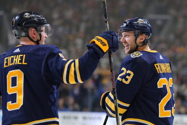 Some Buffalo Sabres veteran wonder about their future with the team. GM Adams says they'll turn things around with people who want to be there.Some Buffalo Sabres veteran wonder about their future with the team. GM Adams says they'll turn things around with people who want to be there.