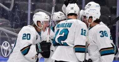 Updates on Travis Gree, Rod Brind'Amour and Rick Tocchet contract situations. San Jose Sharks evaluating pending free agents