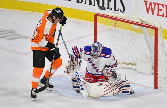 NHL Rumors: New York Rangers, Philadelphia Flyers, and the Seattle Kraken
