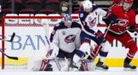 Senators don't see a problem re-signing Brady Tkachuk. Weal and Kampfer heading to the KHL? Columbus Blue Jackets re-hiring John Davidson.