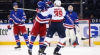 Mikko Rantanen fined for diving. Pavel Buchnevich suspended for high-sticking. Player signings. New York Rangers $250,000 fined for comments.