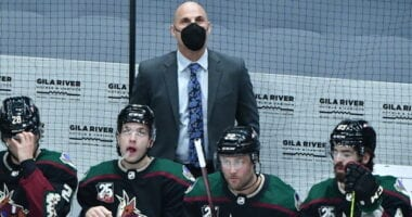 John Tortorella and the Columbus Blue Jackets part ways. Rick Tocchet and the Arizona Coyotes part ways. Pat Maroon suspended.