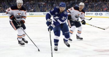The Tampa Bay Lightning have some wingers that might interest the Edmonton Oilers. Looking at some of the Toronto Maple Leafs UFAs.