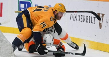 The Philadelphia Flyers should move their first-round pick. The St. Louis Blues should have some trade options this offseason.