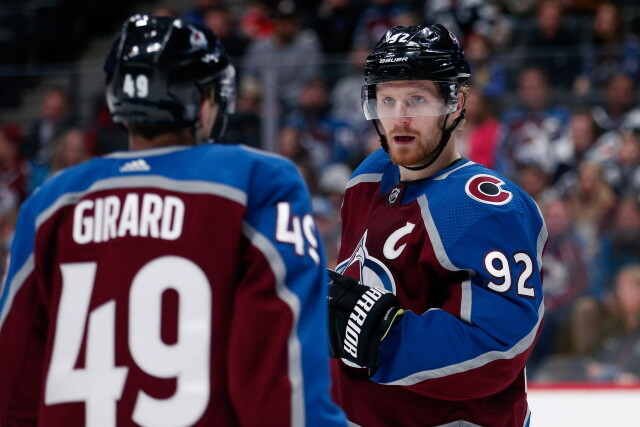 Senators deny Sabres permission to talk to Capuano. Arizona Coyotes coaching candidates. Three offseason questions for the Colorado Avalanche.