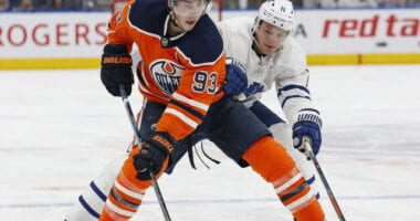 Zach Hyman turns down a Leafs contract offer? The Oilers negotiations with Ryan Nugent-Hopkins have gone sideways.