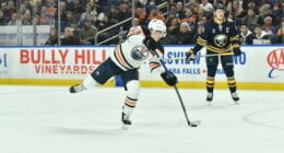 Are the Chicago Blackhawks interested in Jack Eichel? Some comparables for Edmonton Oilers pending UFA Ryan Nugent-Hopkins.