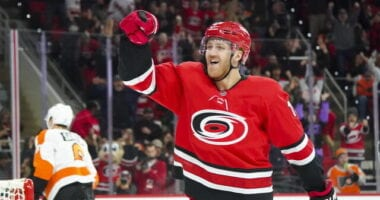 The Carolina Hurricanes have given pending unrestricted free agent defenseman Dougie Hamilton permission to speak with other teams.