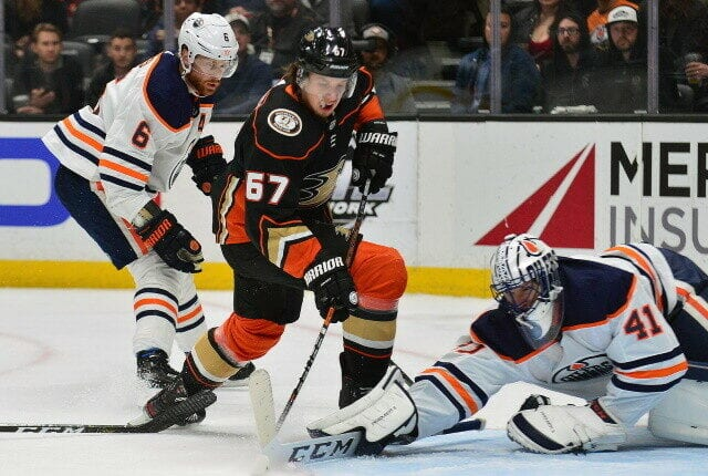 The Edmonton Oilers and Columbus Blue Jackets are pursuing different means to a same end in the expansion draft. Here are some rumors.