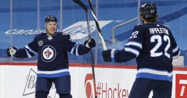 The Winnipeg Jets could bring Paul Stastny back. Losing a defenseman in the Seattle Kraken expansion draft would create a bigger hole.