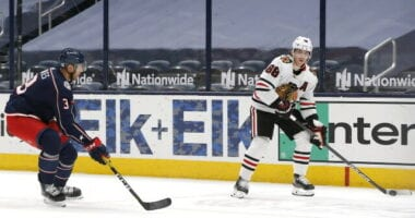 Will the Chicago Blackhawks look at Seth Jones and Dougie Hamilton? Adam Larsson and Edmonton Oilers to talk this week.