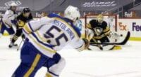 Should the Penguins target Sabres defenseman Rasmus Ristolainen? Comparables for Penguins pending UFA Cody Ceci