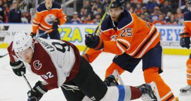 Avs, Gabriel Landeskog still talking. Leafs Trade speculation. Oilers, Darnell Nurse talking extension. Hurricanes to sign Anthony DeAngelo