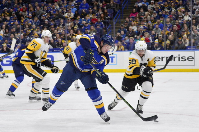 Vladimir Tarasenko situation still a mess for St. Louis Blues and everyone.