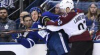 Quiet on the Gabriel Landeskog front. Cale Makar's extension price going up. Zach Hyman not returning to the Toronto Maple Leafs.