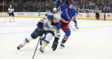The Vladimir Tarasenko rumors will not go away and we take a look at more New York Ranger rumors along with the New Jersey Devils.