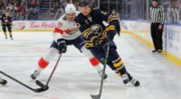 The Buffalo Sabres have traded forward Sam Reinhart to the Florida Panthers.
