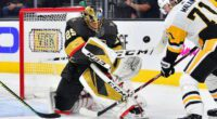 Marc-Andre Fleury was shocked to be traded to the Chicago Blackhawks. Will he report? Could he be flipped to the Pittsburgh Penguins?