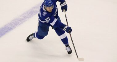 The Tampa Bay Lightning traded forward Mitchell Stephens to the Detroit Red Wings. The Vegas Golden Knights have traded forward Ryan Reaves to the New York Rangers.