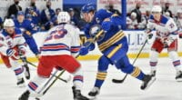 Jack Eichel to the New York Rangers? Western Conference? Does anyone know?