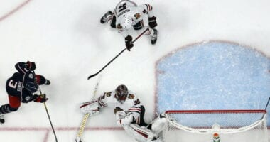 What the trade means to the Chicago Blackhawks if Duncan Keith retires, for their expansion plans and for acquiring Seth Jones.