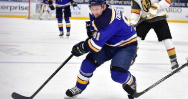 Will the Ottawa Senators look to move a defenseman? Brad Richardson mulling offers. St. Louis Blues still trying to trade Vladimir Tarasenko.