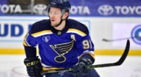 The St. Louis Blues decided to protect Ivan Barashev over Vladimir Tarasenko. The Blues didn't get a trade offer they liked for Tarasenko.