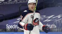 Blue Jackets extend Zach Werenski. Micheal Ferland not coming back. Ryan Getzlaf learns from free agency the trade deadline.