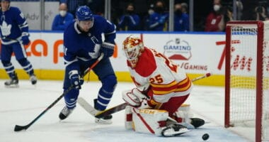 Zach Hyman has generated interest from several teams including the Calgary Flames and Pittsburgh Penguins.