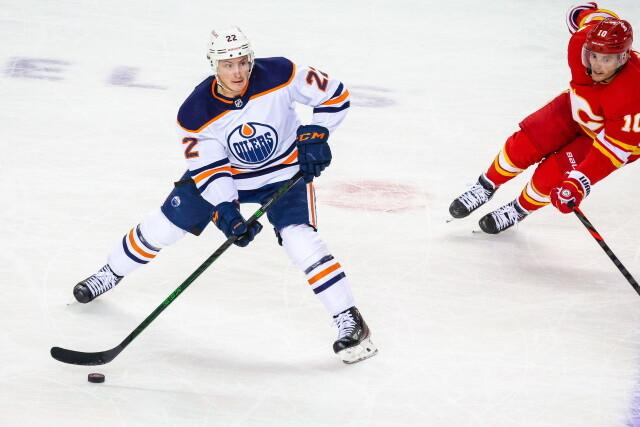 NHL Rumors: Edmonton Oilers – The Adam Larsson Fallout