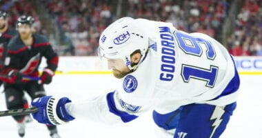 Rangers and Goodrow closing in on a deal. Teams will be interested in Smith if he gets to free agency. Murray understands why he wasn't protected.