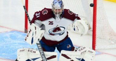 Five potential landing spots for Darcy Kuemper. Avs, Philipp Grubauer trying to shrink the gap. Toronto Maple Leafs in on Josh Ho-Sang.