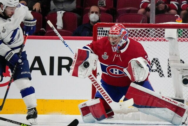 Montreal Canadiens looking for a forward and inquired about an Islander. Waiting on Seattle Kraken to make a decision about Carey Price.