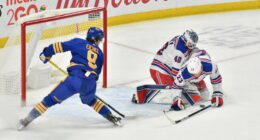 A recent Eichel offer didn't include Rangers Chytil. Senators looking to acquire a center and a winger.