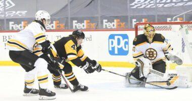 Tuuka Rask wants to play this season. The Pittsburgh Penguins still have some holes. The Blues holding on to Vladimir Tarasenko makes sense.