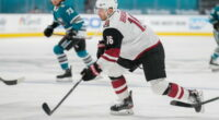 Top 2023 draft prospect Adam Fantilli commits to the University of Michigan. Bolduc, Lambos salary breakdown. Flyers sign Derick Brassard.