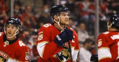 Leafs never spoke to Joe Thornton about bringing him back. An Aleksander Barkov extension before the season starts? Should the Wild rebuild?