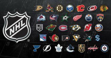 NHL Teams 2021