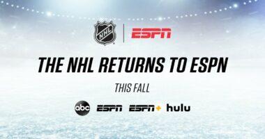 NHL ESPN