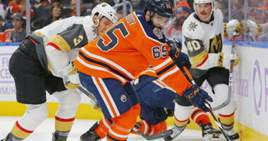The Oilers re-sign Marody. Vladislav Kotkov on unconditional waivers. Daily cap savings will be lower this season.