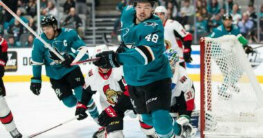 Tomas Hertl is unsure if the San Jose Sharks want him and if he wants to be back. The Ottawa Senators, Montreal Canadiens could be interested.