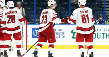 The Carolina Hurricanes boast one of the richest and deepest prospect pools in the NHL. The organization has done a remarkable job scouting and drafting.