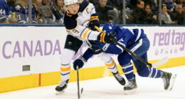 Jack Eichel fails physical, stripped of his captaincy, doesn't want fusion surgery. The Toronto Maple Leafs and Morgan Rielly's camp to talk.