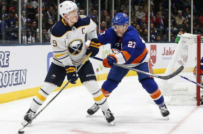 The Golden Knights sign RFA Nolan Patrick. Anders Lee recovery is going well. Jack Eichel will be in Buffalo this week.
